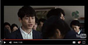 坂口健太郎、髪型