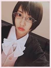 佐野ひなこ、髪型2